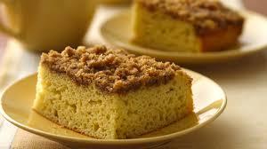 Gluten Free Bisquick™ Cinnamon Struesel Coffee Cake Recipe