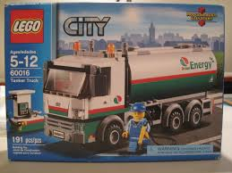 100 Lego Tanker Truck LEGO 60016 CITY TANKER TRUCK NEW IN BOX 1732308373