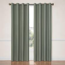 Gray Chevron Curtains 96 by Sun Zero Curtains U0026 Drapes Window Treatments The Home Depot