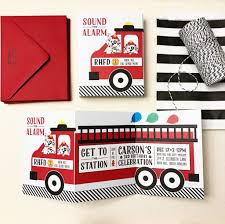 Give Your Party A Pop | Creative Invitations By Tiger Lily | Lemiga ... Firefighter Birthday Party Supplies Theme Packs Bear River Photo Greetings Fire Truck Invitations And Invitation Gilm Press Give Your A Pop Creative By Tiger Lily Lemiga New Firetruck Decorations Fresh 32 Sound The Alarm Engine Invites H0128 Beautiful Themed Truck Birthday Party Invitations Invitation Etsy Emma Rameys 3rd Lamberts Lately Unique For Little Figsc