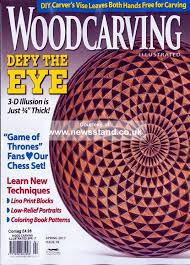 woodcarving illustrated magazine subscription buy at newsstand