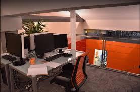 dans bureau un bureau dans l open space groupe psih office photo