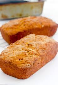 Libbys Pumpkin Bread Mix Directions by Vegan Banana Pumpkin Bread Savvy Naturalista