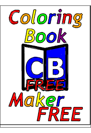 Coloring Book Maker Free Screenshot