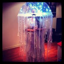 Diy Jellyfish Costume Tutorial 13 under the sea u0027jelly fish u0027 costume you u0027ll need 1 clear