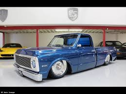 1972 Chevrolet C-10 Custom For Sale In Rancho Cordova, CA | Stock ...