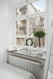 wohnzimmer deko fensterbank window sill decor college