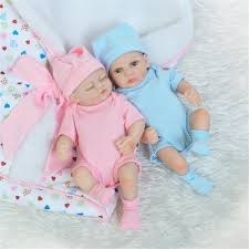 11 Realistic Silicone Vinyl Doll Sleeping Reborn Babies Doll That