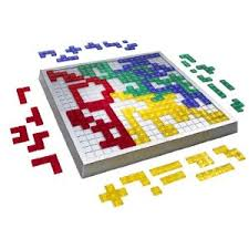 Fun For Both Kids And Adults Blokus Is A Strategy Board Game That Challenges Spatial Thinking Bright Colors Simple Rules Make It Ideal Ages Five