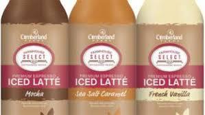 Cumberland Farms RTD Iced Lattes