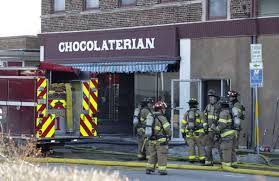 Chocolaterian Cafe, Other Tenants Damaged From 'significant Fire' At ...