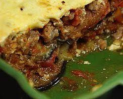 cuisine grecque moussaka recette moussaka grecque cahier de cuisine
