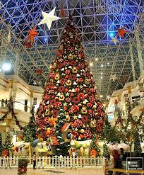 Is This The Biggest Christmas Tree In Dubai
