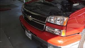 chevy silverado lighting upgrade part 4 led headlight parking