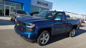 2018 Chevrolet Silverado 1500 LT 4x4 Regular Cab Short Box- 188449 ...