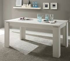 details zu esstisch esszimmer tisch weiß pinie ausziehtisch 160 200 cm küchentisch