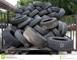 100 Used Truck Tires Stock Photo Image Of Rubber Tires Used 121806218