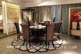 Expensive Dining Room Sets Luxury Marble Style Modern Furniture