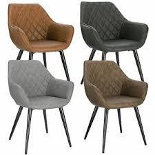 esszimmerstühle kunstleder wohnzimmerstuhl design stuhl mit
