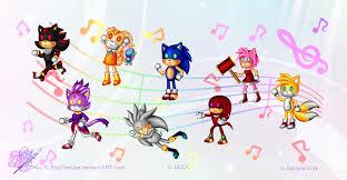 Final Fantasy Theatrhythm Curtain Call by Theatrhythm Sonic The Hedgehog By Azurelly On Deviantart