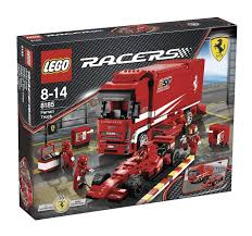 LEGO Racers 8185 Ferrari Truck: Amazon.co.uk: Toys & Games Lego Speed Champions 75913 F14 T Scuderia Ferrari Truck By Editorial Model And Car Toys Games Others On Carousell Luxury By Lego Choice Hospality Truck Sperotto Spa Harga Spefikasi And Racers Scuderia 7500 Pclick Custom Bricksafe Ferrari Google Search Have To Have It Pinterest Ot Saw Some Trucks In Belgiumnear Formula1