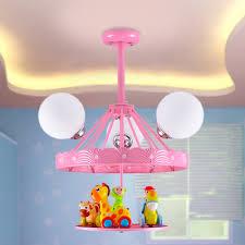 Kids Room Light Fixtures Dream 3d Child Girls Bedroom Lighting