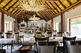 Monate Game Lodge Nylstroom Limpopo South Africa The Elegant Dining Room