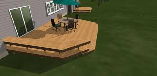 Trex Deck Designer Mac by Standard Height And Width For Bench On A Deck Decks U0026 Fencing