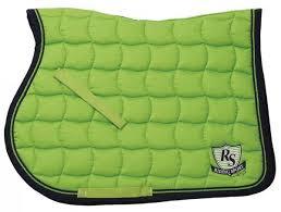 loisir ensemble bridon tapis et protections vert anis sellerie c