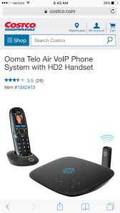 109 Best Wish List Images On Pinterest | Wish List, Accessories ... Ooma Telo Air Voip Phone System With Hd2 Handset Costco Dlink Dir827 3997 Redflagdealscom Forums Free Gift Card Scam Detector Home Service Bundle Jabra Speak 510 Speakerphone Largest Companies By Revenue In Each State 2015 Map Broadview Girls Meet Maui From Disneys Moana At Hawaiian Bt8500 Enhanced Call Blocker Cordless Twin Amazonco The 25 Best Enterprise Application Integration Ideas On Pinterest Costo Buy More And Save Apparel Plus Exclusive Buyers Picks Oomas A Great Alternative To Local Phone Service But Forget The