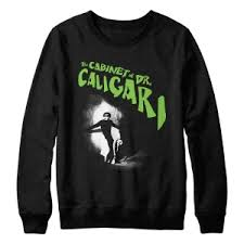 The Cabinet Of Doctor Caligari 1920 by The Cabinet Of Dr Caligari T Shirt T Shirts From More T Vicar