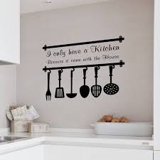 Impressive Design Wall Decor For Kitchen Kitchen Wall Decor