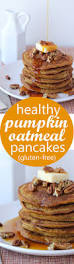 Easy Pumpkin Pancake Recipe by Healthy Pancake Makeover Gluten Free Coconut Flour Pumpkin