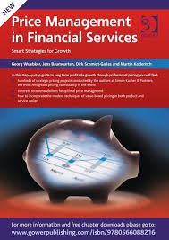price management in financial services