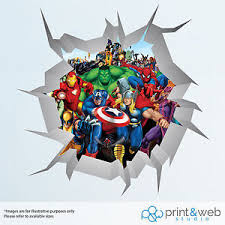 superhero wall decal website inspiration marvel wall decals home
