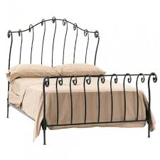 Wesley Allen King Size Headboards by Bed Frames Solid Wrought Iron Beds Queen Bed Frame Wood Metal