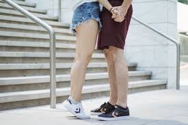 Summer Couple Outfits With Converse
