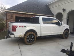 Tire Size For 2015 2.5 Leveling Kit 18inch Rim - Ford F150 Forum ...