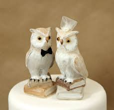 Charming Decoration Owl Wedding Cake Toppers Attractive Design Best 25 Ideas On Pinterest Polymer Clay