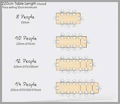 8 Seater Dining Table Dimensions Prettier Rectangular Seating Planner Of 65 Inspirational Pictures