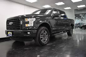 100 Short Bed Truck Used 2016 Ford F150 For Sale At Performance Ford Lincoln VIN