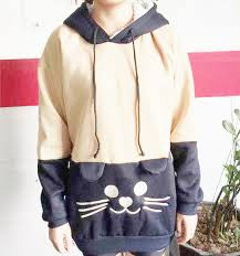 cat hoodies aliexpress buy japanese mori kawaii cat