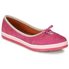 Women Flat Shoes ISMILE Magenta 647280art Price OnlineAuthorized Site