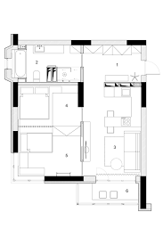 100 Modern Home Floor Plans Two S With Rooms For Small Children With