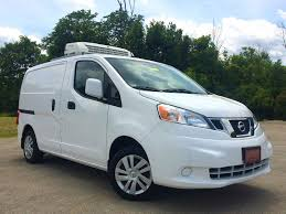 100 Bush Truck Leasing Refrigerated Vans Models Nissan NV200 S