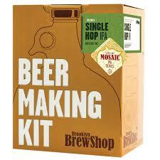 Brooklyn Pumpkin Ale by Beer Making Kit Evil Twin Beer Brooklyn Brew Shop