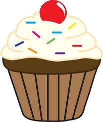 Cupcake Clip Art 1