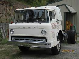1959 Ford COE Cabover C800 With Factory Sleeper | Big Trucks ...