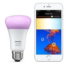 philips hue ambiance white and color extension bulb business apple