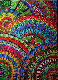 Mandalas For Creativity And Healing Creating Can Be Calming Relaxing Profound Led By Nayaswami Mantradevi